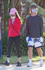 MARIA SHRIVER Out on the Beach in Los Angeles 05/14/2020