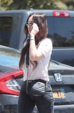 MEGAN FOX Out and About in Calabasas 05/14/2020