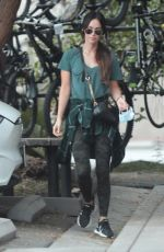 MEGAN FOX Out and About in Calabasas 05/29/2020
