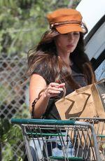MEGAN FOX Out Shopping in Calabasas 05/04/2020