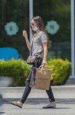 MEGAN FOX Out Shopping in Calabasas 05/30/2020