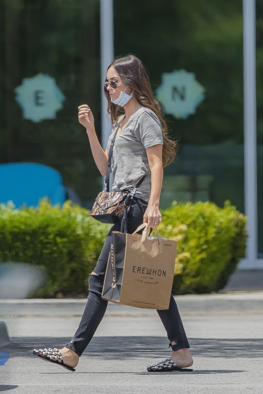 MEGAN FOX Out Shopping in Calabasas 05/30/2020