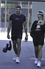 MOLLY MAE HAGUE and Tommy Fury Out in Manchester 05/29/2020