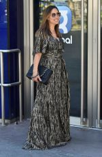 MYLEENE KLASS Arrives at Smooth Radio Show in London 05/29/2020