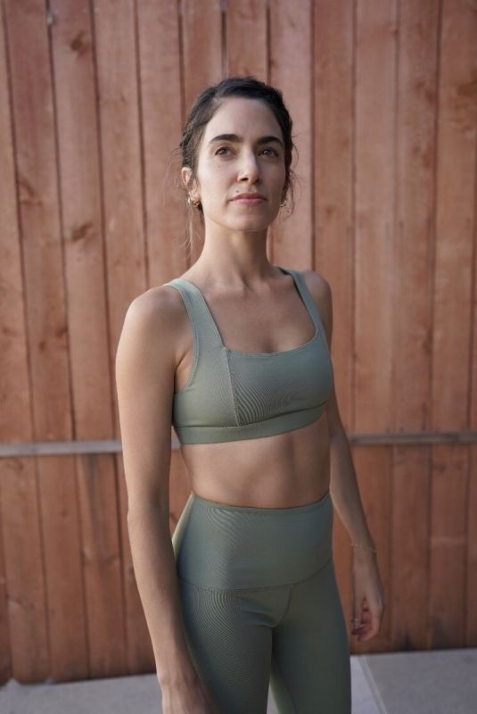 NIKKI REED for Bayou with Love Earth Day 2020 Collection