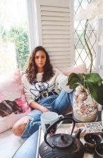 NINA DOBREV for Vogue Magazine, May 2020