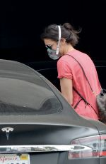 NINA DOBREV Out and About in Los Angeles 05/12/2020