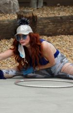 PHOEBE PRICE Playing Around with a Hula Hoop 05/29/2020