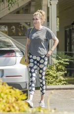 REBECCA ROMIJN Out and About in Calabasas 05/08/2020