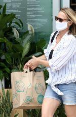 ROBIN WRIGHT Out Shopping in Malibu 05/09/2020