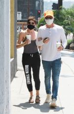 SELMA BLAIR and Ron Carlson Out on Mother