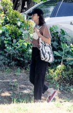 SHANNYN SOSSAMON Out and About in West Hollywood 05/21/2020