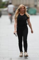 SIAN WELBY Leaves Global Offices in London 05/04/2020