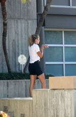 SOFIA RICHIE Out and About in Malibu 05/21/2020