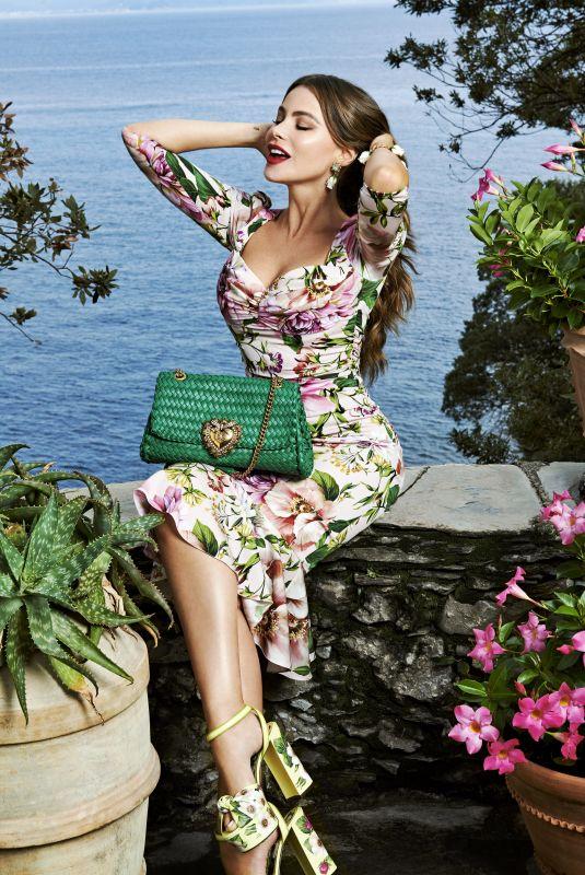 SOFIA VERGARA for Dolce & Gabbana, Spring/Summer 2020