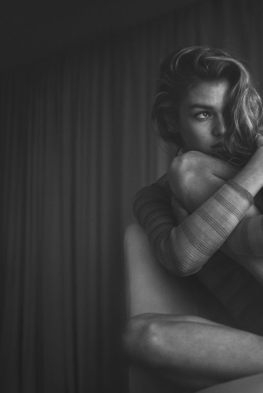 STELLA MAXWELL for V Magazine, May 2020