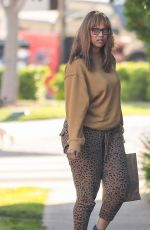 TYRA BANKS Out and About in Santa Monica 05/13/2020
