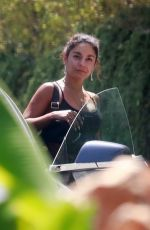 VANESSA HUDGENS Out and About in Los Feliz 05/30/2020