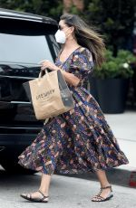 VANESSA LACHEY Out Shopping at Erewhon Market in Pacific Palisades 05/29/2020