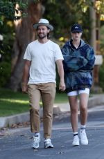 ABBY CHAMPION and Patrick Schwarzenegger Out in Pacific Palisades 06/17/2020