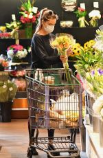 ALESSANDRA AMBROSIO Out Shopping in Los Angeles 06/20/2020