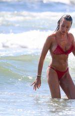 ALESSIA TEDESCHI in Bikini at a Beach in Italy 06/21/2020