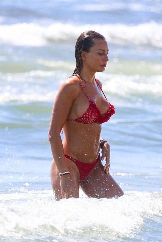 ALESSIA TEDESCHI in Bikini at a Beach in Italy 06/21/2020