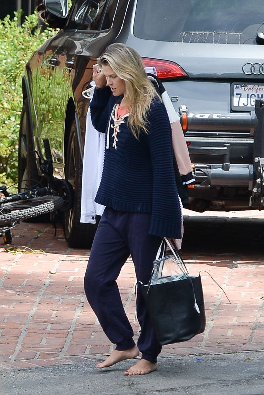 ALI LARTER Out and About in Los Angeles 06/01/2020