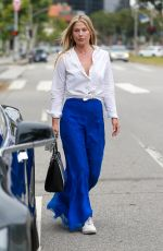 ALI LARTER Out Shopping in Hollywood 06/18/2020