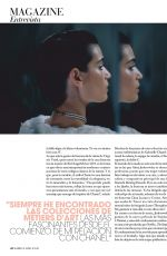 ALMA JODOROWSKY in Marie Claire Magazine, Spain July 2020
