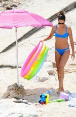 ANA IVANOVIC in Bikini at a Beach 06/04/2020