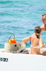 ANA IVANOVIC in Bikini at a Yacht 06/18/2020