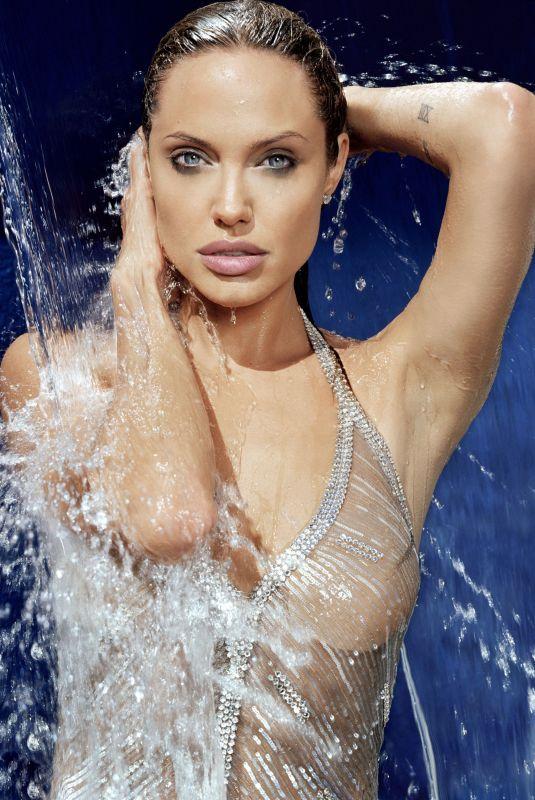 ANGELINA JOLIE for Esquire Magazine, 2004