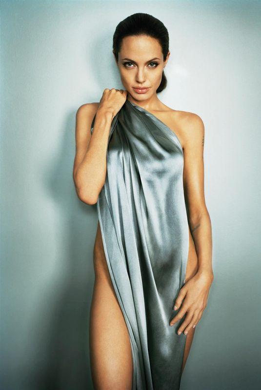 ANGELINA JOLIE for Esquire Magazine, 2007