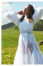 ANNA EWERS in Vogue Magazine, France July 2020