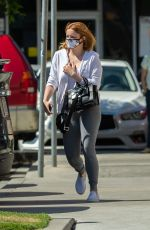 ARIEL WINTER Out and About in Los Angeles 06/10/2020