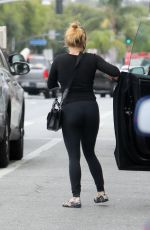 ARIEL WINTER Out in West Hollywood 06/05/2020
