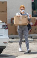 ARIEL WINTER Out Shopping in Los Angeles 06/29/2020