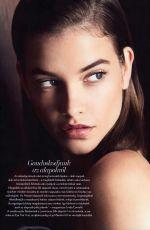 BARBARA PALVIN in Marie Claire Magazine, Hungary January/February 2020