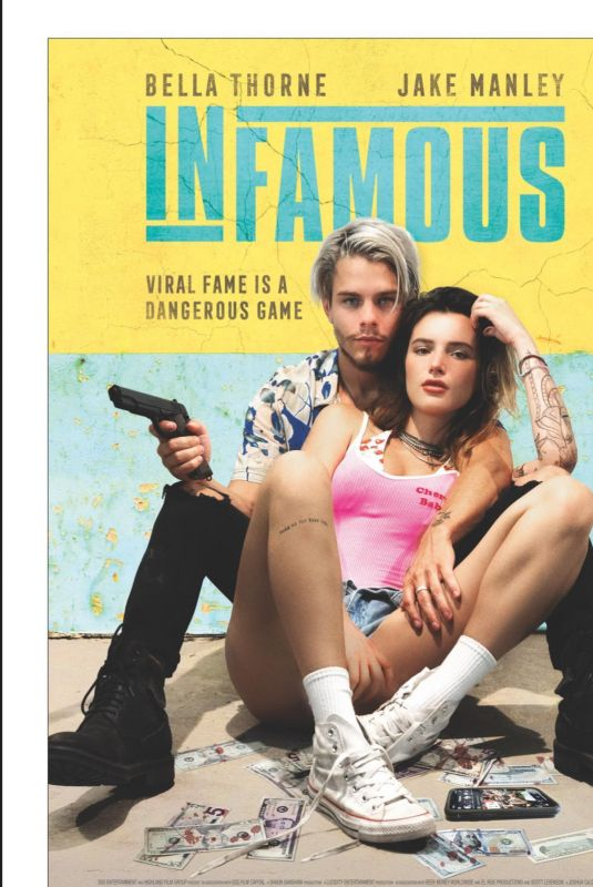 BELLA THORNE - Infamous Posters 06/11/2020
