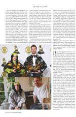 BILLIE EILISH in GQ Magazine, UK July 2020