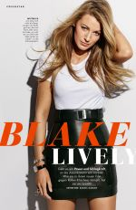 BLAKE LIVELY in Cosmopolitan Magazine, Germany July 2020