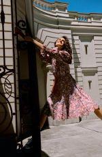 BLANCA PADILLA for Vogue Magazine, Spain July 2020