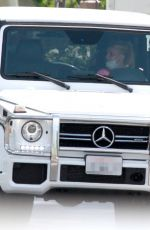 BRTNEY SPEARS Driving Out in Thousand Oaks 06/19/2020