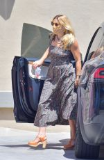 BUSY PHILIPPS Out and About in Hollywood 05/27/2020