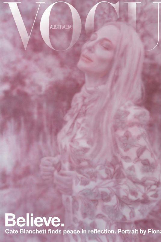 CATE BLANCHETT in Vogue Magazine, Australia June 2020