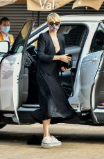 CHARLIZE THERON Out and About in Malibu 06/21/2020