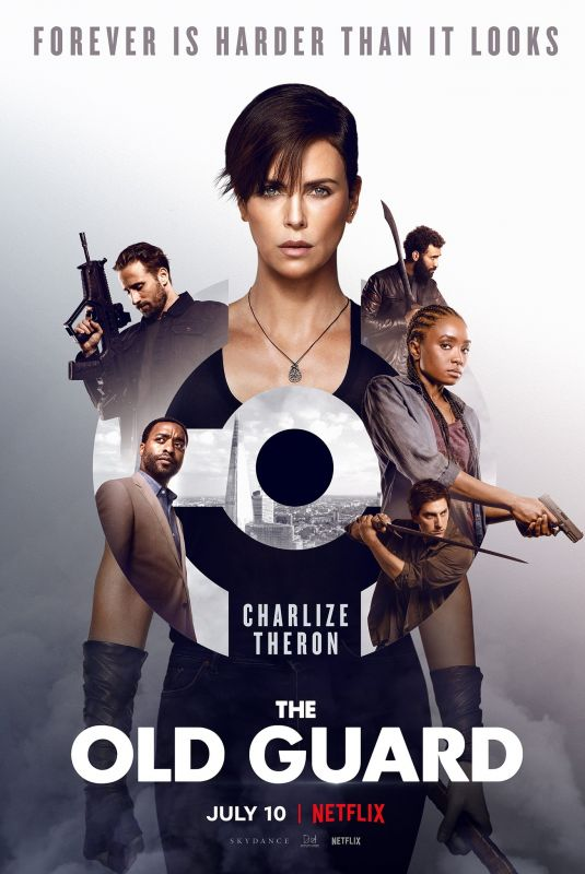 CHARLIZE THERON – The Old Guard, Promos