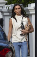 CHRISTINE LAMPARD Out and About in Chelsea 06/05/2020