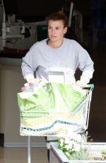 COLEN ROONEY Shopping at Waitrose Supermarket 06/23/2020